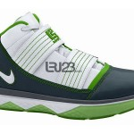 Nike LBJ ZS3 New Colorways – Dunkman and Speckled Grey