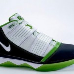 The Use of the Word DUNKMAN. Nike Zoom Soldier III Mean Green.