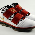 Nike Zoom LeBron Soldier III Almost NBA Finals Edition