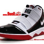 Upcoming Nike Zoom LeBron Soldier III POP – Playoff Pack