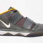Nike Zoom Solder III Grey Reptile aka Safari Release Date