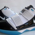 Answering the Call – LeBron's ZSIII Aqua with Patent Leather
