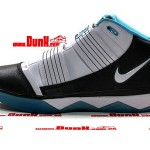 Alternate Aqua Nike Zoom LeBron Soldier III Released in Asia