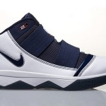 Nike Zoom Soldier 3 White and Navy Sample vs General Release