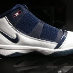White/Navy/Red Nike Zoom Soldier III First Look
