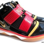 King City Classic PEs: Zoom Soldier III & Air Max LeBron VII