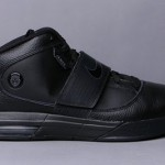 LeBron's Nike Zoom Soldier IV Black/Anthracite Actual Photos
