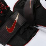 Nike Zoom Soldier IV – Black/White/Red/Gold – Released Version
