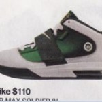 Coming in September: Nike Zoom Soldier IV SVSM, CTK, Akron