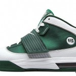 Nike Zoom Soldier IV (4) TB – White/Green Sample New Photos