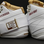 PE Spotlight: Nike Zoom Soldier White & Gold 2007 NBA Finals PE