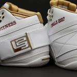 PE Spotlight: Nike Zoom Soldier White & Gold 2007 NBA Finals PE
