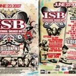 Event recap: 06/23/07 ISB 2007