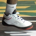 King James Wearing the Nike Zoom LBJ Ambassador II in Beijing
