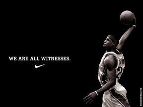 New Nike LeBron WITNESS campaign   NIKE