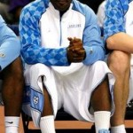Wearing Brons – Ty Lawson of the North Carolina Tar Heels