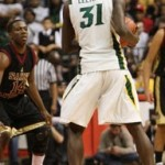 Wearing Brons: Mike Gilchrist of St. Patrick – LBJ8 SVSM Away PE