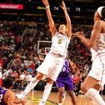 Wearing Brons – Diana Taurasi's Nike LeBron VII Phoenix Mercury PE