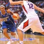 Wearing Brons – USA Basketball Diana Taurasi AMLVII PE