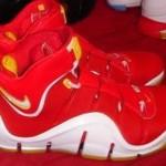 Nike Zoom LeBron IV Fairfax Pics Leaked