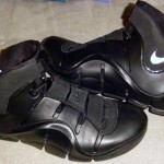 Zoom LeBron IV 'Vader' Player Exclusive