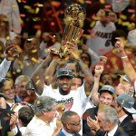 Gallery: LeBron James' Triple Double Carries Heat to NBA Title