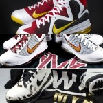 The Collection: LeBron James' Most Valuable Player Shoes