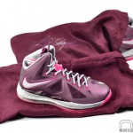 "The Showcase: Nike LeBron X+ Fireberry ""Crown Jewel"""