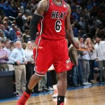 LBJ Powers Heat in new PEs. Ends Streak by Shooting ONLY 58%.