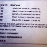 Nike LeBron XI (11) – Tech Specs, Colorways, and Price!
