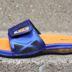 "Match Your LeBron X PS with Nike Air Slide 2 Elite ""Superhero"""