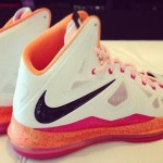 Nike LeBron X Miami Floridians Home Sample – New Photos