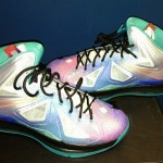 Nike Revisits South Beach with Pure Platinum LeBron X's