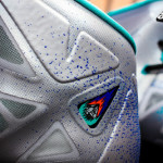 New Photos // LeBron X Pure Platinum-Black-Sport Turquoise