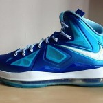 "LeBron X Blue Diamond ""Sapphire"" Men's & Kids – New Looks"