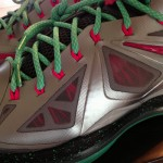 Nike LeBron X Miami Vice iD Built by Jonathan