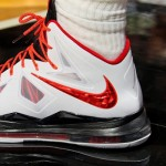 LeBron James' Latest LBJ X Miami Heat Home Player Exclusives