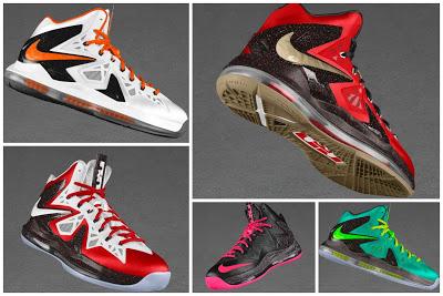 Lebron James Shoes 10 Iron Man