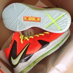 "Nike LeBron X PS Elite ""Infrared / Volt"" – Release Date"