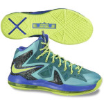 Nike LeBron X P.S. Elite – Turquoise – Official Launch Date