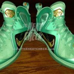 "Leaked: Nike LeBron 9 P.S. Elite ""Statue of Liberty"" PE"