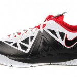 Nike LeBron ST II – White / Black / Red – Available in Asia