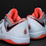 Nike LeBron ST II Solar Red Sample Spotted on eBay