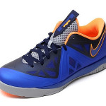 Nike Drops LeBron ST II Also in New York Knicks Colors in Asia