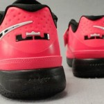 Another Version of the Nike LeBron ST Low in Solar Red