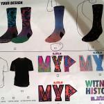 Nike Celebrates LeBron James' 4th MVP with new Tees & Socks