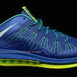 "Release Reminder: Nike Air Max LeBron X Low ""Sprite X Hornets"""