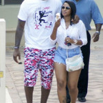 King's Feet: LeBron James in Nike Air Jordan XI Low White & Red