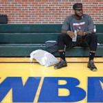 "King's Feet: Nike LeBron 9 Low ""War Vet"" (Memorial Day)"
