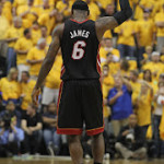 Miami in 6. Behind LeBron & Wade Heat Advance into East Finals
